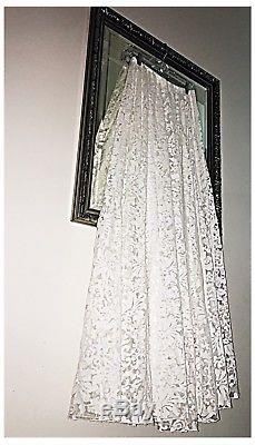 $1,600 NEW Free People Grace Loves Lace Lola Wedding Skirt SKIRT ONLY Size Med