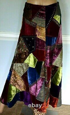 $11,000 Ralph Lauren 50th Anniversary Runway Bryleigh Purple Label Dress Skirt 2
