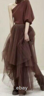 $2295 Brunello Cucinelli Tulle Maxi Skirt. Size 46 US 10Worn once