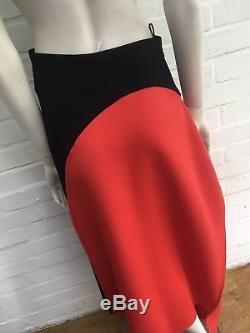 $3950 CÉLINE Celine Phoebe Philo A-LINE FLOATY MAXI SKIRT Size F 38 UK 8 US 4