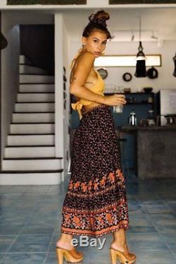 ARNHEM DAHLIA SKIRT IN COCOA Size 12 BRAND NEW