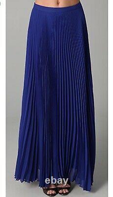 Alice And Olivia Blue skirt Sz 4