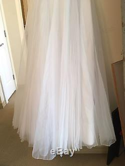 Alice And Olivia Maxi Skirt With Tulle