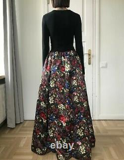 Alice and Olivia Floral Maxi Skirt