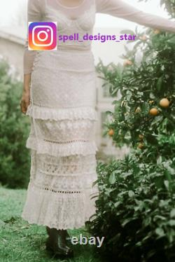 BNWT, Spell And The Gypsy Collective, La Gauze Skirt, Small