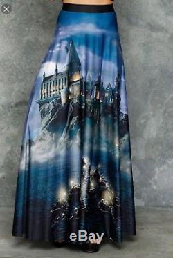 Black Milk Harry Potter Long Skirt