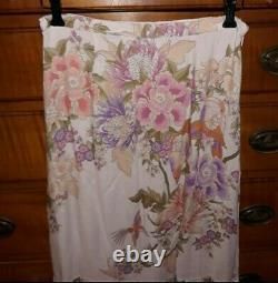 Blue skies maxi skirt Size M Spell and the Gypsy Collective bohemian floral
