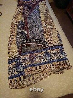 Camilla Franks Gorgeous Multi Colour Maxi Skirt NWT Size 2