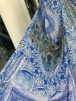 Camilla silk maxi skirt and or dress