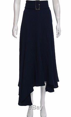 Celine Phoebe Philo Belted Maxi Skirt