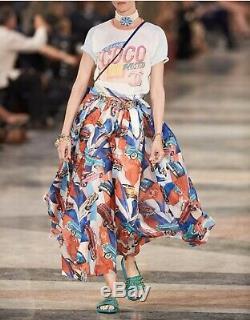 Chanel Cruise 2017 Runway Skirt