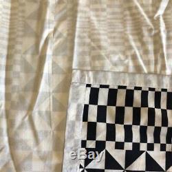 Comme Des Garcons AD2000 Op Art Wrap Skirt