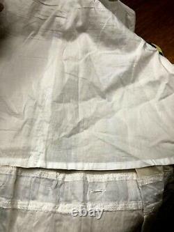 Cop Copine Cotton Double Layer Skirt 100% Cotton