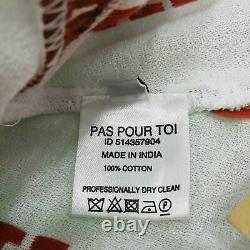 Dodo Bar Or Women's Maxi Skirt M Pink, 100% cotton