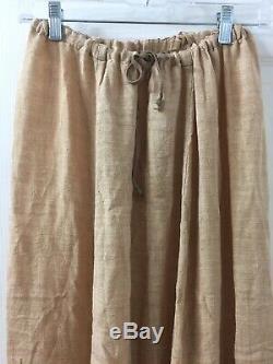 Dosa Silk Lightweight Long Skirt Sz 3