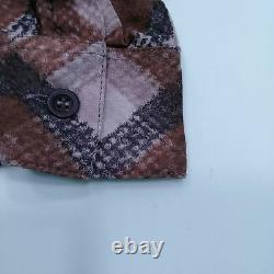Dries Van Noten Women's Maxi Dress XS W 28 in Colour Brown