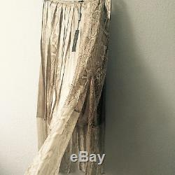 Elie Tahari Silk Long Maxi Skirt / Size 2 / NWT