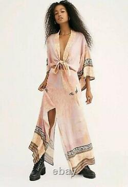 Free People Cherry Blossom Skirt Only By Spell & Gypsy Collective Size L