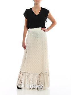 Gucci GG macrame lined long skirt- With Tags- RRP$4,950