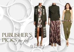 Haute Hippie Chevron Plaid Print Silk Maxi Skirt Long Evening Party $695 S 4