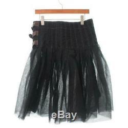 JUNYA WATANABE Skirts 413134 Black S