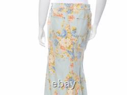 Junya Watanabe Comme Des Garçons Floral Maxi Skirt(6)