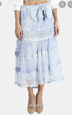 Loveshackfancy Coleman Skirt NWT Size S