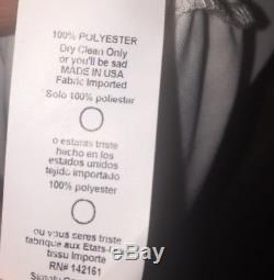 LuLaRoe XL Lucy White black Polka Dots Full Length Maxi Skirt UNICORN BEAUTIFUL