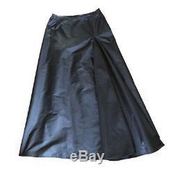 Max Mara Taffeta Silk Maxi Skirt