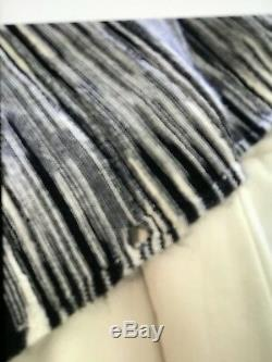 Missoni Authentic Vintage Maxi Long Skirt 40 Medium