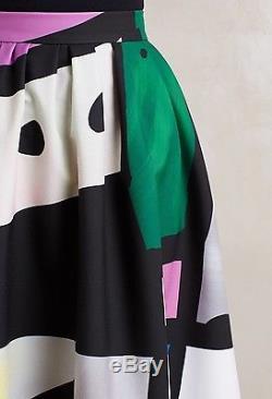 NEW $350 Anthropologie Modernist Ball Skirt Size 10 Maxi CamillaAndMarc