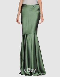 New Nwt $3900 Mermaid Long Skirt By John Galliano 42/ 6/ 8