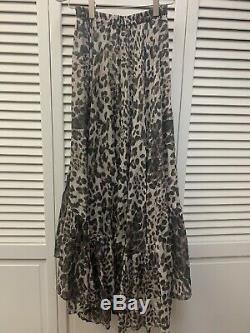 NEW Spell & The Gypsy Collective Designs Bam Castaway Maxi Skirt Sz 6 Vintage