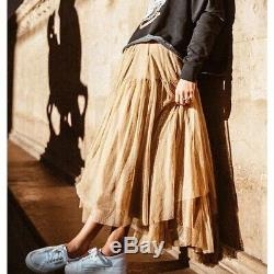 NWOT Spell Grace Tulle Maxi Skirt