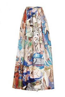NWT Alice +Olivie Tina Ball-Gawn Skirt Size 2 $598