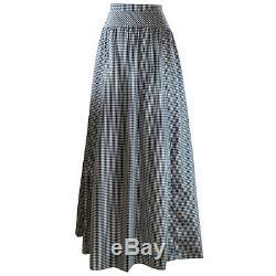 NWT J. Crew Women's Ball Skirt in Gingham Size 4 $295