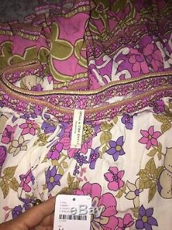 NWT SPELL & AND THE GYPSY COLLECTIVE Buttercup MAXI Skirt, M