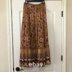 NWT Spell And The Gypsy Collective Buttercup Skirt Free People Exclusive Medium