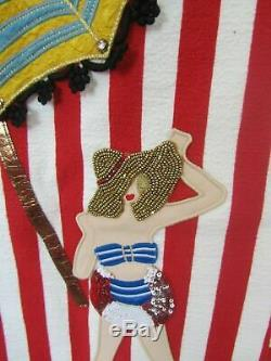 New Dolce & Gabbana Embellished Portofino Maxi Skirt- RRP £2750 Last One