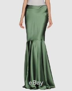 New Nwt $3900 Trumpet Long Skirt By John Galliano 42/ 6/ 8