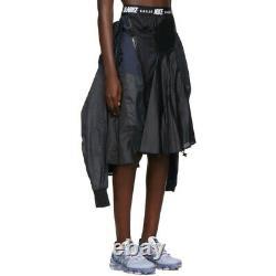 Nike x Sacai Black & Navy Sacai Edition W NRG Ga NI-03 Skirt Size MEDIUM