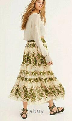 Nwt Spell & The Gypsy Coco Lei Maxi Skirt, S, $219