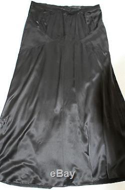 Proenza Schouler sz 8 Long Silk Black Skirt-worn once-from Saks 5th Avenue