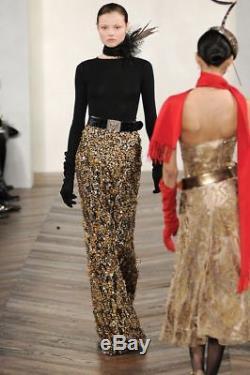 Ralph Lauren Purple Label Runway/Editorial Fall/Winter 2008 Skirt Size 6