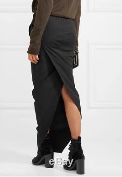 Rick Owens long tube skirt US 6