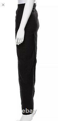 Rick owens cashmere silk long skirt sz 4 /40 IT (item A39)