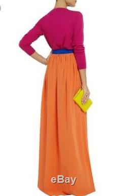 Roksanda Riven Silk Skirt UK6