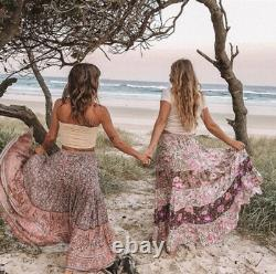 SPELL & THE GYPSY COLLECTIVE Desert Daisy Maxi Skirt M