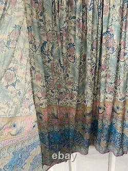 SPELL & THE GYPSY COLLECTIVE Oasis Maxi Skirt Opal Size XL
