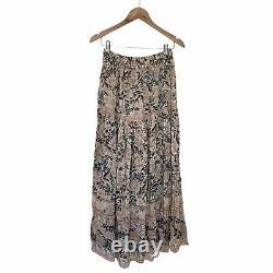 SPELL & THE GYPSY COLLECTIVE Oasis Maxi Skirt Pearl S
